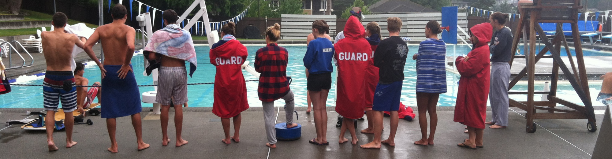 Wedgwood Swim Club